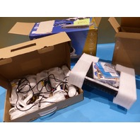 LOREX ECO3 LH158000 DVR 1TB HDD 4-PACK LOREX MC7711 BULLET CAMERAS SECURITY KIT