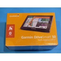 GARMIN DRIVESMART 50 LMT 5 IN.BLUETOOTH GPS