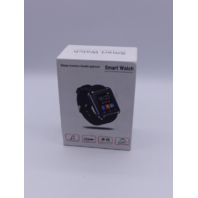 SMART WATCH BLACK SMART PHONE BLACK BLUETOOTH INTERNATIONAL
