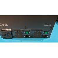 AVID STAGE 64 S6L STAGE RACK 96/192-48X8 9900-65576-00