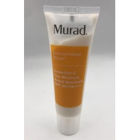 MURAD ENVIRON SHEILD ESSEN C DAY MOISTURE BROAD SPECTRUM SPF30 50ML 1.7 FL. OZ.