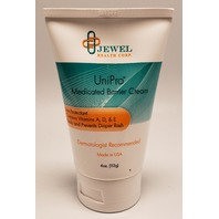 JEWEL UNIPRO MEDICATED BARRIER CREAM SKIN PROTECTANT 4OZ 113G DIAPER RASH