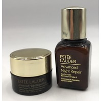 ESTEE LAUDER ADVANCED NIGHT REPAIR AND EYE NIGHT REPAIR .5 FL. OZ. 15 ML.