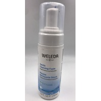 WELEDA GENTLE CLEANSING FOAM 5FL. OZ. 150 ML.