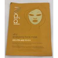 RODIAL VIT C ENERGISING FACE MASK BRIGHTEN AND RENEW 20 ML. .67 FL. OZ.