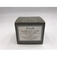 FRESH UMBRIAN CLAY PURIFYING MASK 15ML .5 FL. OZ.