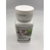 NUTRILITE GARLIC HEART CARE 120 TABLETS EXP 06/2021