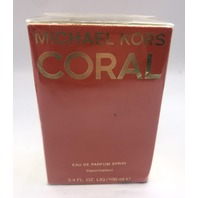 MICHAEL KORS CORAL EAU DE PARFUM SPRAY 3.4 FL. OZ. 100 ML.