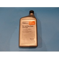 STIHL 07815165003 BAR AND SAW CHAIN LUBRICANT QT