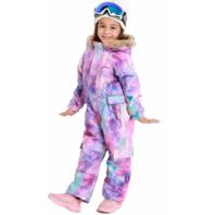 BLUEMAGIC LITTLE KIDS ONE PIECE SKI  SNOWSUIT 120CM 6T ORIGINAL HARDWARE PROJECT