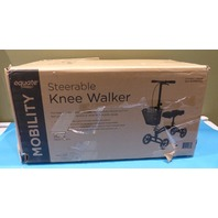 EQUATE STEERABLE KNEE WALKER 189131 350LB WT LIMIT