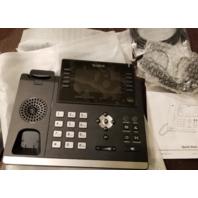 YEALINK SIP-T46S ULTRA-ELEGANT GIGABIT HD IP PHONE