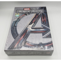 MARVEL STUDIOS CINEMATIC UNIVERSE 23-MOVIE COLLECTION DVD AVENGERS NEW SEALED