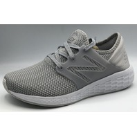 NEW BALANCE RUNNING COURSE NEW GREY RUNNING SHOES SIZE US W 8 EU 39
