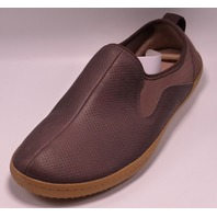 VIVO BAREFOOT SLYDE M 300092-03 DARK BROWN SLIP ON SHOES