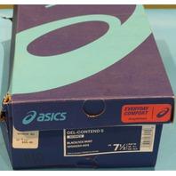 ASICS GEL-CONTEND 5 BLACK/ ICE MINT WMN US 7.5 EU 39 RUNNING SHOE