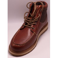 G.H. BASS & CO. BASS-MALCOM TAN US MEN 10.5M BOOTS