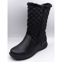 G.H. BASS PEGGY WATERPROOF BLACK US WOMEN 9 BOOTS