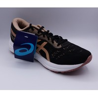 ASICS GEL EXCITE 6 BLACK DUSTY STEEPE RUNNING WMN US 7.5 EU 39