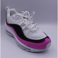 NIKE W AIR MAX 98 SE WHITE/ BLACK WMN US 7.5 EU 38.5RUNNING SHOE