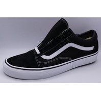 VANS OLD SKOOL BLACK/ WHITE MEN US 13 WMN 14.5 EU 47 SNEAKER