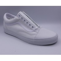 VANS OLD SKOOL TRUE WHITE UNISEX MEN US 10.5 WMN 12 EU 44 SNEAKER