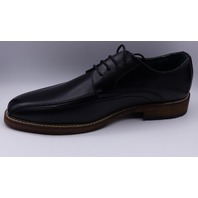 TODD WELSH BICYCLE TOE MEN US 10.5D BLACK DRESS SHOE