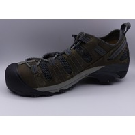 KEEN ATLANTA COOL ESD GARGOYLE MENS US 10D EU 43 HIKING SHOE