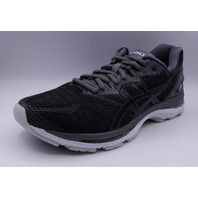 ASICS GEL NIMBUS 20 BLACK/ CARBON MEN US 7.5 EU 40.5 RUNNING SHOE
