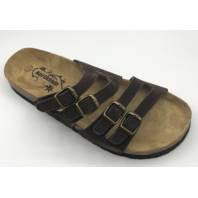 NORTHSIDE ANDARA WOMENS SIZE 10 BROWN ACTIVE SANDALS