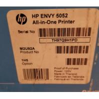 HP ENVY 5052 WIRELESS PRINT SCAN COPY ALL-IN-ONE PRINTER M2U92A