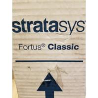 STRATASYS FORTUS 312-20200 ULTEM 9085 BLACK 92CI 1510CC FILAMENT 3D RESIN 71485