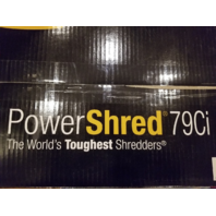 FELLOWES POWERSHRED 79C 79CI 16 SHEETS CROSSCUT HEAVY USE SHREDDER