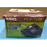 CASIO HIGH-SPEED CASH REGISTER THERMAL PRINT PCR-T280