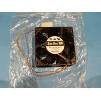 SANYO DENKI 9G1224M101 SAN ACE 120 24V 0.11A 120MM COOLING FAN