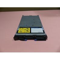 IBM 8028 AC1 HS12 BLADECENTER SERVER CPU:1X INTEL XEON E3113 3.00GHZ RAM4GB DDR2