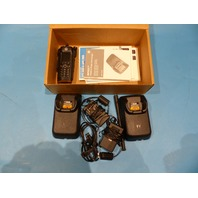 MOTOROLA APX6000 H98KGH9PW7AN TWO WAY RADIO VHF P25