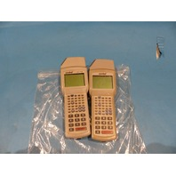 LOT OF 2 SYMBOL PDT3100 WIRELESS BARCODE SCANNERS
