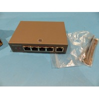 CENTROPOWER POE-EX2005-4P-60W 4 PORT POE+ SWITCH NETWORK EXTENDER