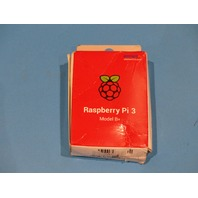 ELEMENT14 RASPBERRY PI 3 MODEL B+ QUAD CORE 64 BIT 1GB 802.11B/G/N BT 4.2&BLE
