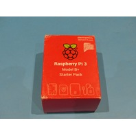 ELEMENT14 RASPBERRY PI 3 MODEL B+ STARTER PACK / QUAD CORE 64 BIT PROCESSOR