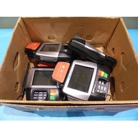 LOT OF 5 VERIFONE M094-509-01-R MX 880 SERIES POS PAYMENT TERMINAL