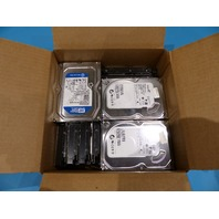 LOT OF 19 HDD 15* SEAGATE 4* WESTERN DIGITAL