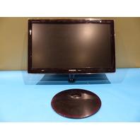"SAMSUNG P2770DH ROSE BLACK 27"" HDTV WIDESCREEN LCD MONITOR"