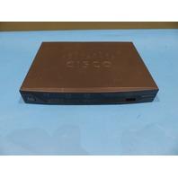 CISCO 880 CISCO887VA-SEC-K9 V02 INTEGRATED ADVANCED SECURITY SERVICES ROUTER