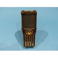 MOTOROLA MC9090GJ0J3EGA2WR MOBILE HANDHELD COMPUTER W/OUT BATTERY