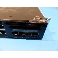 CISCO CATALYST 3650 24 PORT POE 4X1G UPLINK IP BASE 640W AC WS-C3650-24PS
