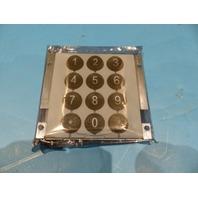FSI 1216670 FAWN USI WITTERN & VENDNET VENDING MACHINE KEYPAD