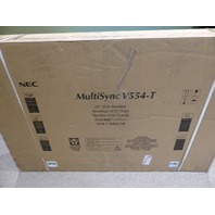 "NEC MULTISYNC V554-T 55"" TOUCH INTEGRATED LARGE SCREEN DISPLAY"