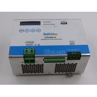 BEL LDT2400-72 HIGH EFFICIENCY 3 PHASE POWER SUPPLY
